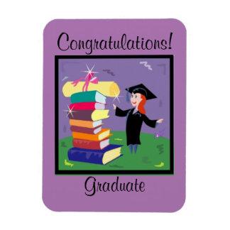 Congratulations Graduate! Party Favor Magnets