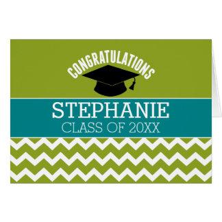 Congratulations Graduate - Personalized Graduation Card