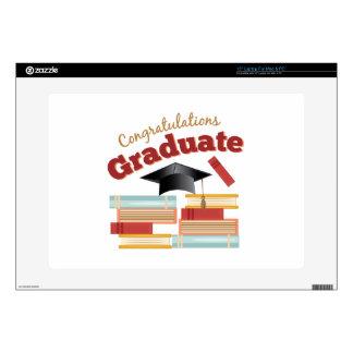 Congratulations Graduate Laptop Skin