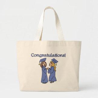 Congratulations Graduates! Canvas Bag