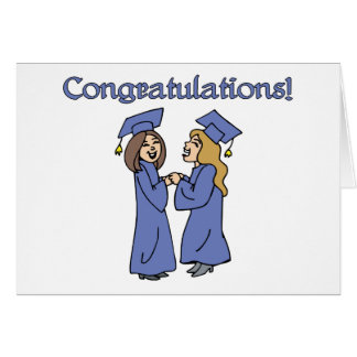 Congratulations Graduates! Greeting Card