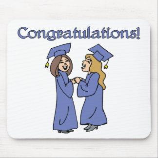 Congratulations Graduates! Mouse Pad