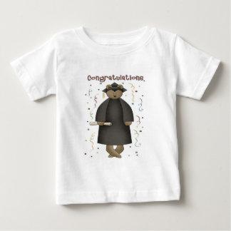 Congratulations Graduation Bear Baby T-Shirt