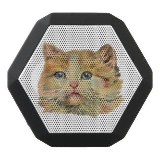 Congratulations Graduation Cat Kitten Pet Face Eye Black Bluetooth Speaker