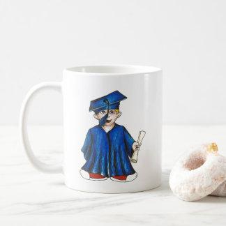 Congratulations Graduation Grad Cap Gown Diploma Coffee Mug