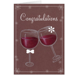 Congratulations!! Greeting Card
