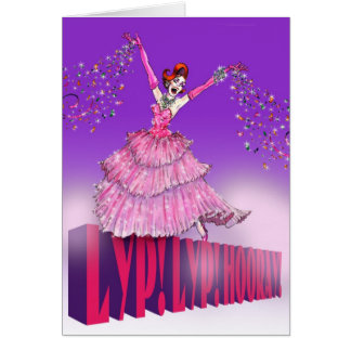 Congratulations Greeting Card (blank)