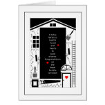 Congratulations - Home Renovation Remodel Greeting Cards