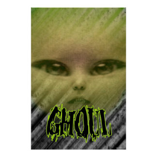 Congratulations, it's A Ghoul! Poster