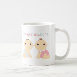 Congratulations, Its Twins! Coffee Mug