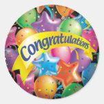 Congratulations.jpg Etiqueta Redonda