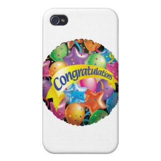 Congratulations.jpg iPhone 4 Protectores