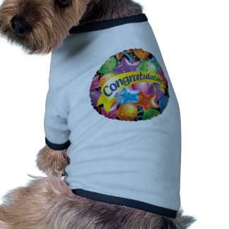 Congratulations.jpg Camiseta De Perro