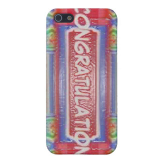 CONGRATULATIONS  -  Many ways to say it Case For iPhone SE/5/5s