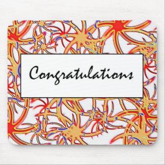 Congratulations Mouse Pad