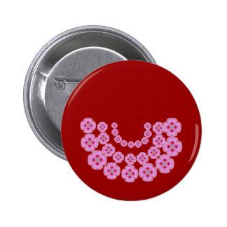 Congratulations:  Offering Garlands Button