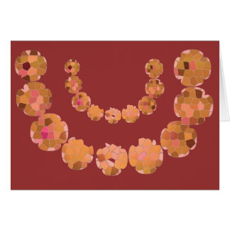 Congratulations:  Offering Garlands Greeting Card