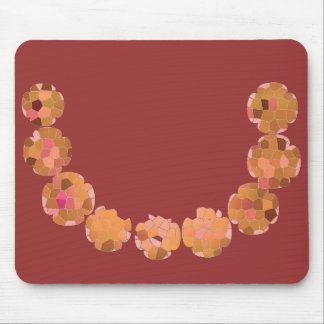 Congratulations:  Offering Garlands Mouse Pad