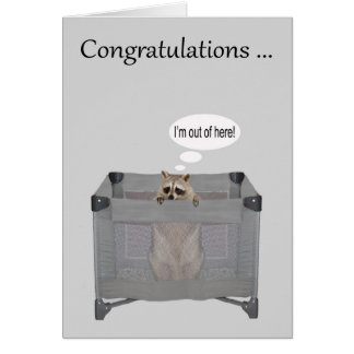 Congratulations on Getting Out Of The Pen Cards