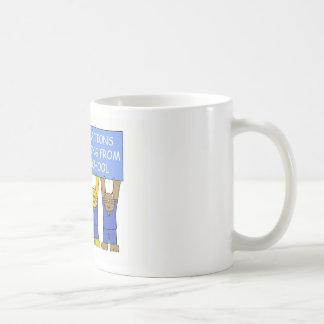 Congratulations on graduating from nursing school. coffee mug