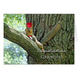 Congratulations on Graduation for Grandpa Card