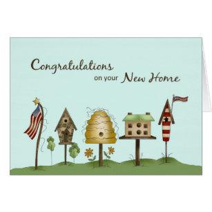 congratulations new house