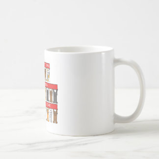 Congratulations on receiving your Masters Degree Coffee Mug