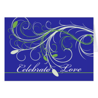 Congratulations on Renewal of Vows, Elegant Design Card