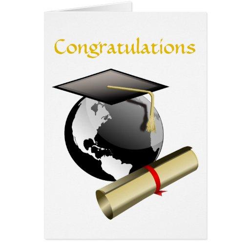 Congratulations on your Achievement Card | Zazzle