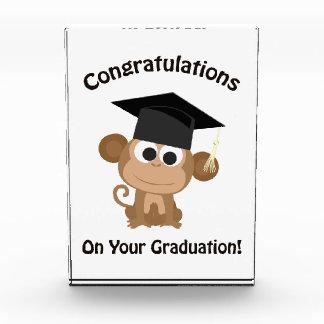 Congratulations on Your Graduatation Monkey Award
