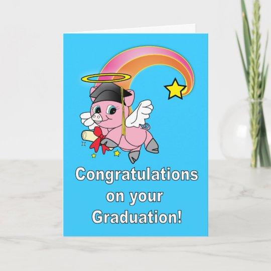 Congratulations On Your Graduation Card Zazzle Com