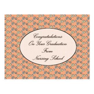 Congratulations on your Graduation From Nursing Sc Postcard
