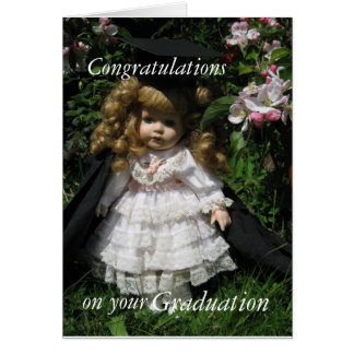 Congratulations on your graduations greeting card