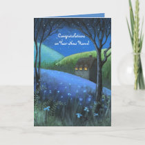 Congratulations on Your New Home! Card