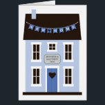 """Congratulations on your New Home Card<br><div class=""""desc"""">Home Sweet Home Congratulations Card 