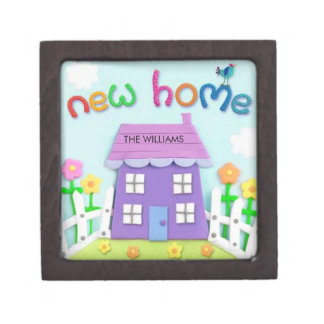 Congratulations on your New Home Gift Box