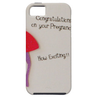 congratulations on your pregnancy! iPhone SE/5/5s case