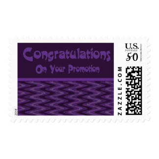 Congratulations on Your Promotion Postage