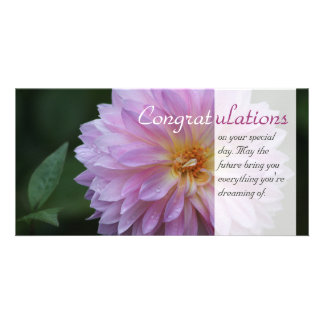 Congratulations on your special day CC0769 Card