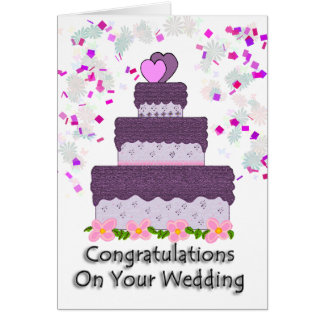 Wedding Congratulations Gift Baskets : Congratulations On Your Wedding Gifts on Zazzle