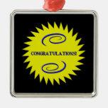 Congratulations Ornament