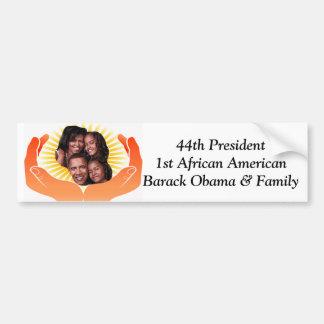 Congratulations President Obama_ Bumper Sticker Car Bumper Sticker