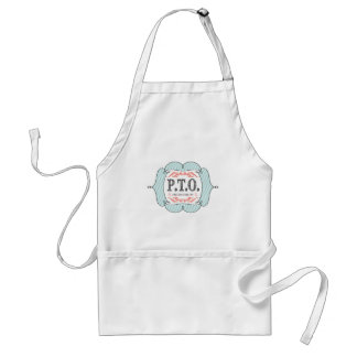 Congratulations  Promoted to Pretend Time Off Adult Apron