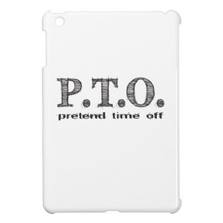 Congratulations  Promoted to Pretend Time Off iPad Mini Covers