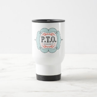 Congratulations  Promoted to Pretend Time Off Travel Mug