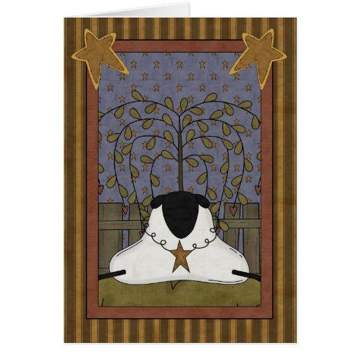 Congratulations Sheep Greeting Card