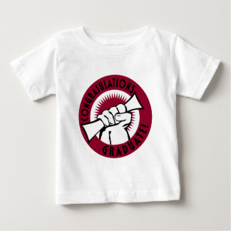 Congratulations Stamp Baby T-Shirt