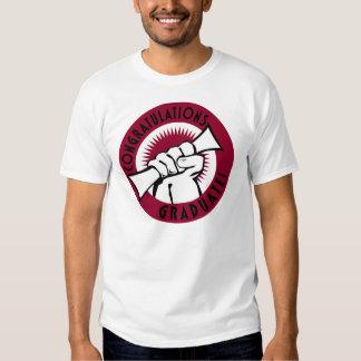 Congratulations Stamp T Shirt