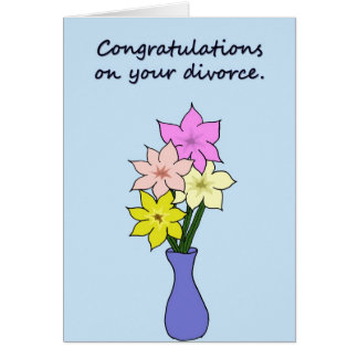 Congratulations - Support Greeting Card
