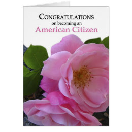 congratulations on citizenship cards greeting photo cards zazzle
